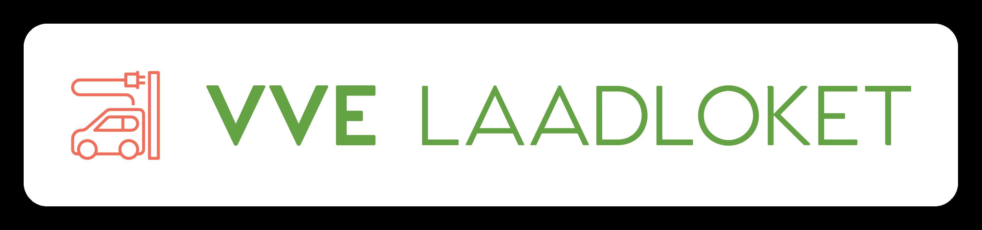 VVE Laadloket logo